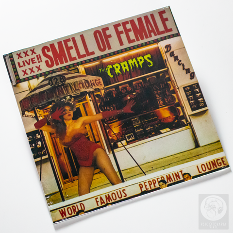 Vinil Lp The Cramps Smell Of Female Lacrado