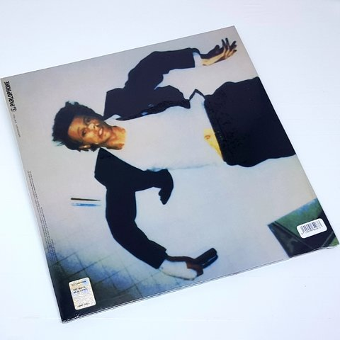 Vinil Lp David Bowie Lodger Remast. 180g Lacrado