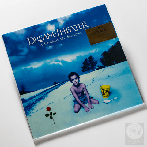 Vinil Lp Dream Theater A Change Of Season 2LPs 180g Lacrado