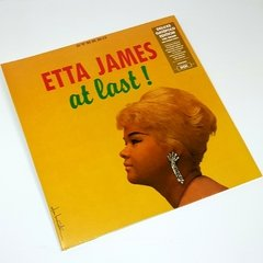 Vinil Lp Etta James At Last 180g Lacrado