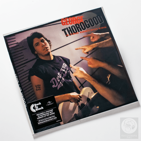 Vinil LP George Thorogood Born To Be Bad 180g Lacrado