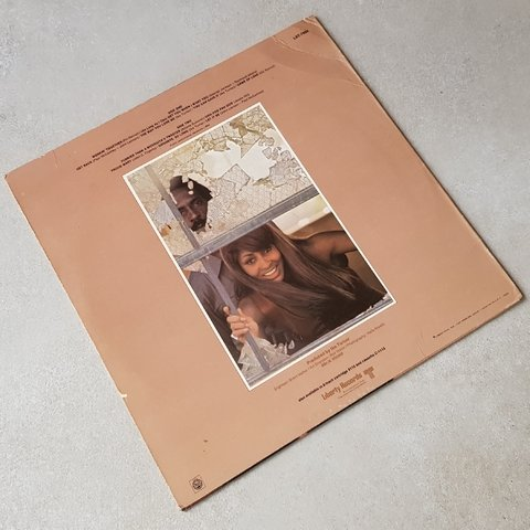 Vinil Lp Ike Tina Turner ‎Workin Together VG/VG+