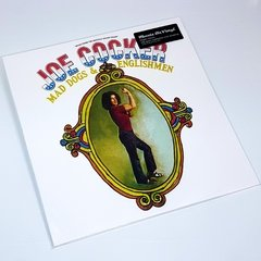 Vinil Lp Joe Cocker Mad Dogs English Men 2LPs 180g Lacrado