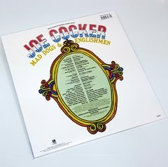 Vinil Lp Joe Cocker Mad Dogs English Men 2LPs 180g Lacrado - comprar online