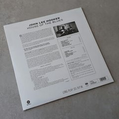 Vinil Lp John Lee Hooker House of the Blues 180g Lacrado na internet