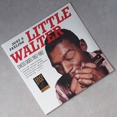 Vinil Lp Little Walter Just a Feeling 180g Lacrado na internet