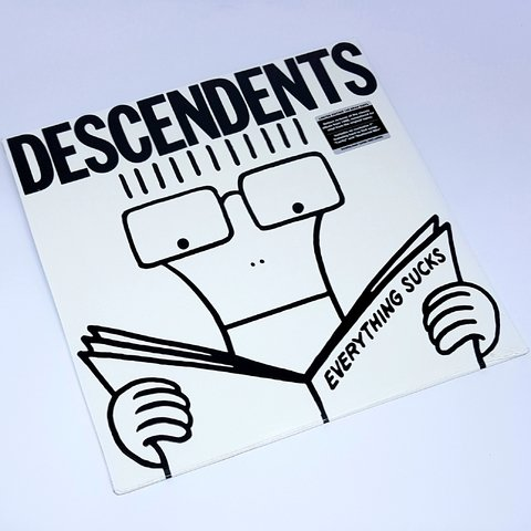 Vinil Lp Descendents Everything Sucks 180g Lacrado