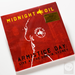 Vinil Lp Midnight Oil ‎Armistice Day Live Lacrado
