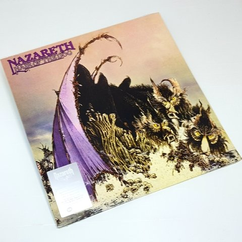 Vinil Lp Nazareth Hair Of The Dog Colorido Lacrado