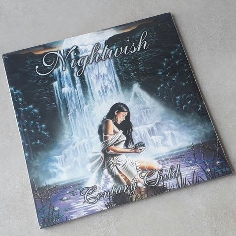 Vinil Lp Nightwish Century Child 2-lps Lacrado