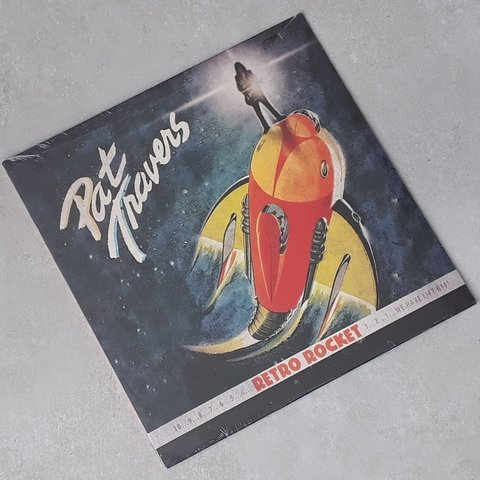 Vinil Lp Pat Travers Retro Rocket Lacrado