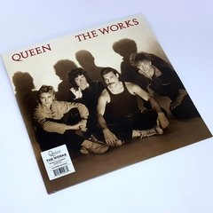 Vinil Lp Queen The Works 180g Halfspeed Master Lacrado