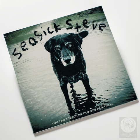 Vinil Lp Seasick Steve Can't Teach Old Dog Lacrado