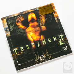 Vinil Lp Testament Low 180g Colorido Lacrado