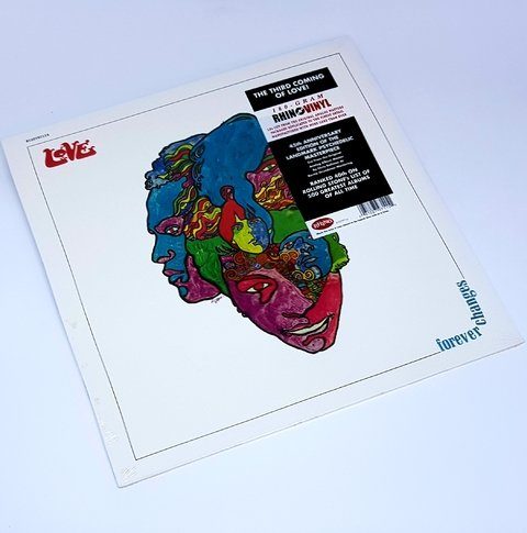 Vinil Lp Love Forever Changes 180g Lacrado