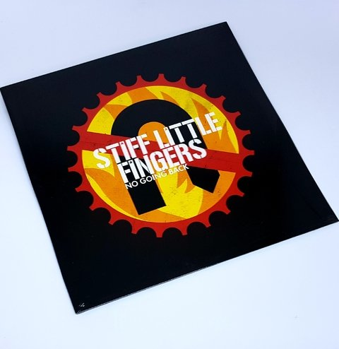 Vinil Lp Stiff Little Fingers No Going Back Lacrado