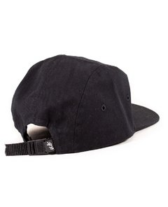 Boné Five Panel Us preto - comprar online