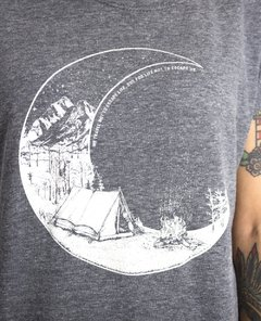 Blusinha camping in the moon - comprar online