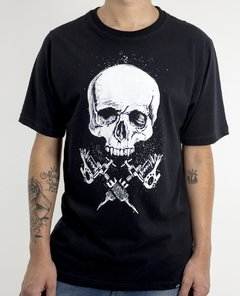 Camiseta Tattoo Skull