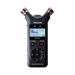 TASCAM DR-07 Grabadora digital de audio estéreo, portátil e interface de audio USB - comprar online