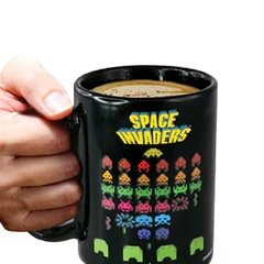 TAZA MÁGICA SPACE INVADERS - comprar online