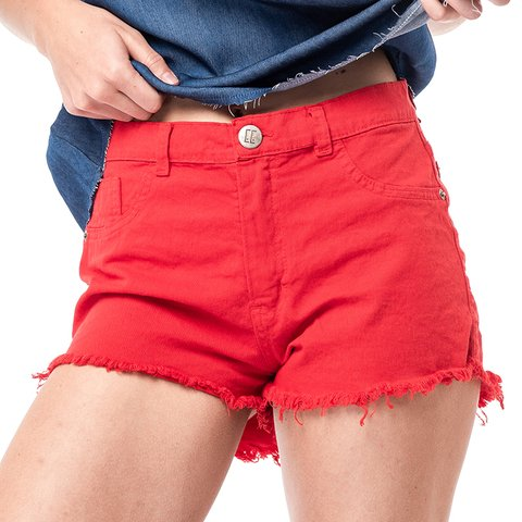 Short Miami Rojo