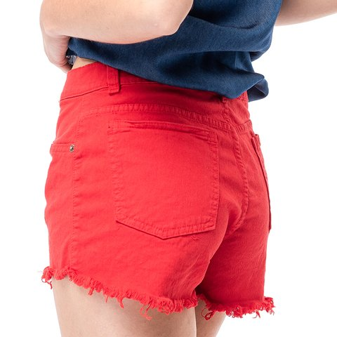 Short Miami Rojo en internet