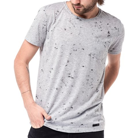 Remera Dallas Gris