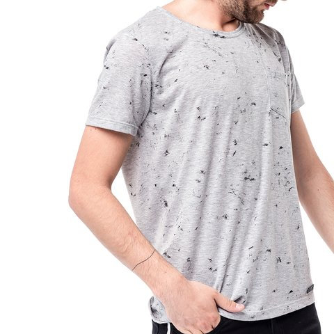 Remera Dallas Gris - comprar online