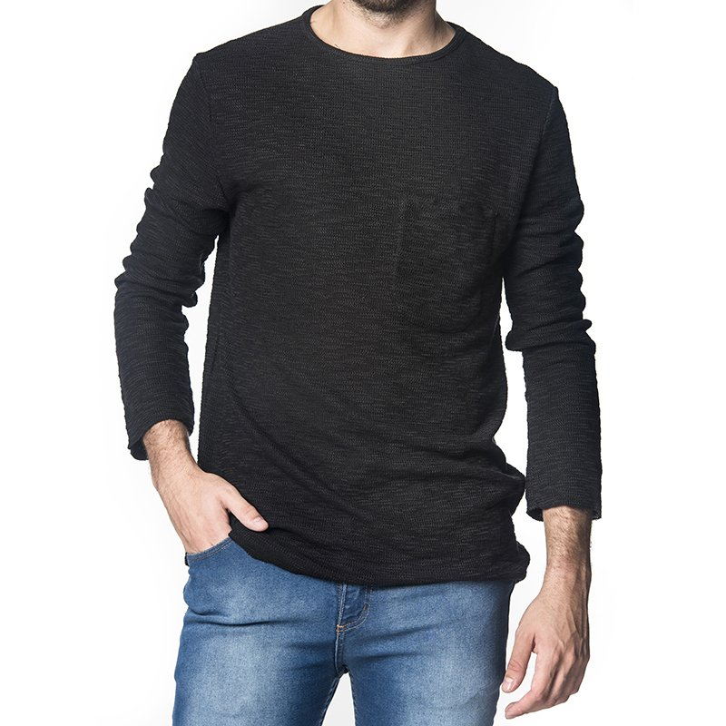 SWEATER DELFÍN NEGRO