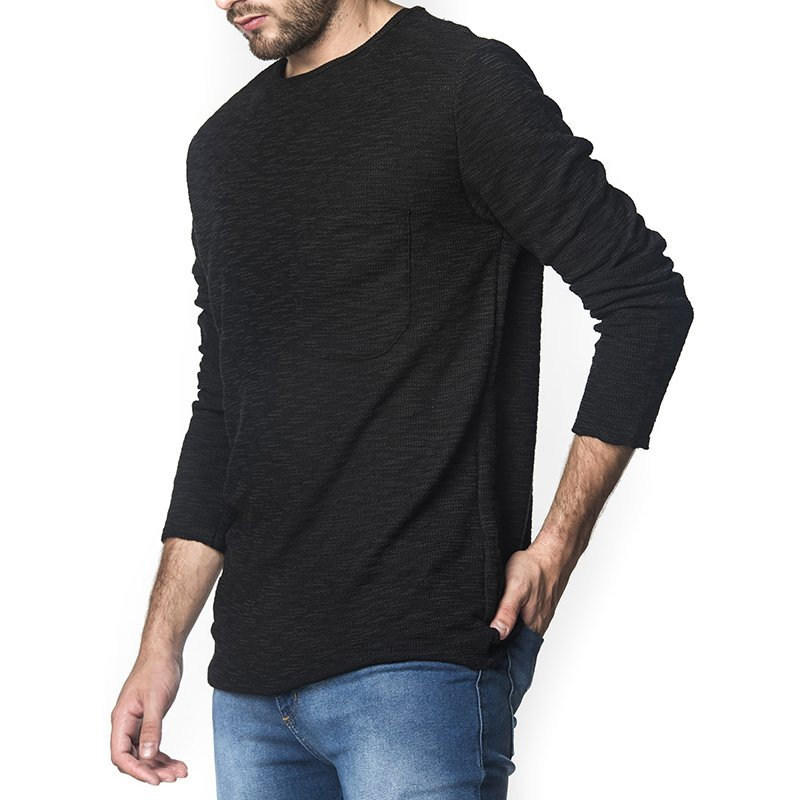 SWEATER DELFÍN NEGRO en internet