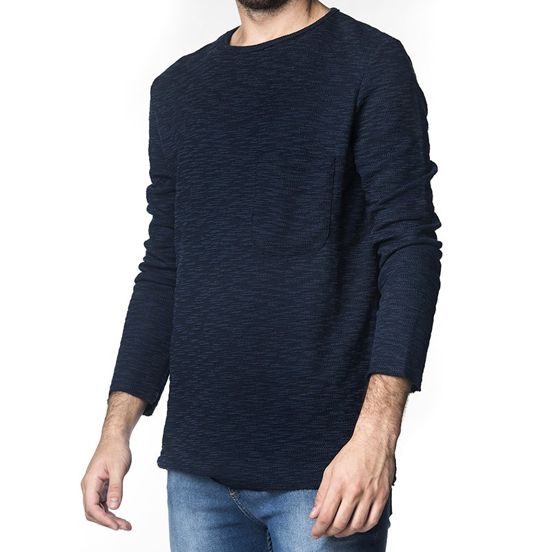 SWEATER DELFÍN AZUL en internet