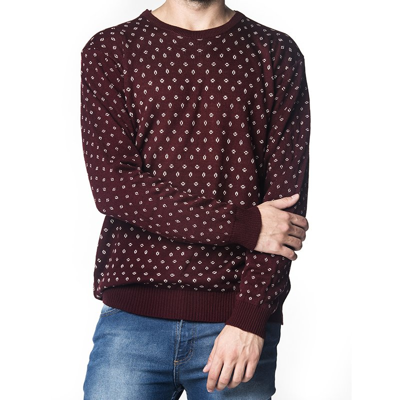 SWEATER ALDO BORDO