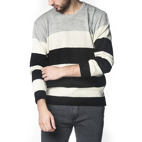 SWEATER VICENTE GRIS