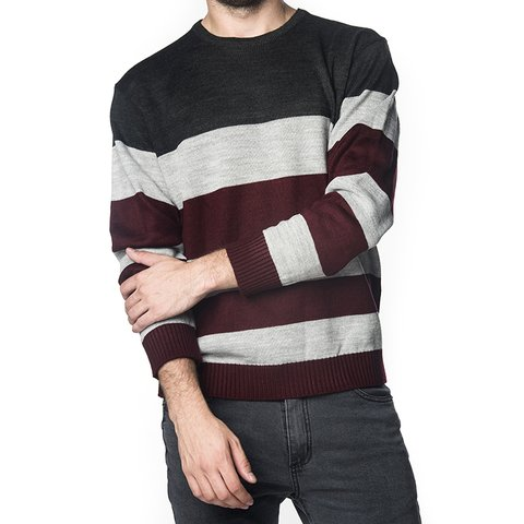 SWEATER VICENTE BORDO - comprar online