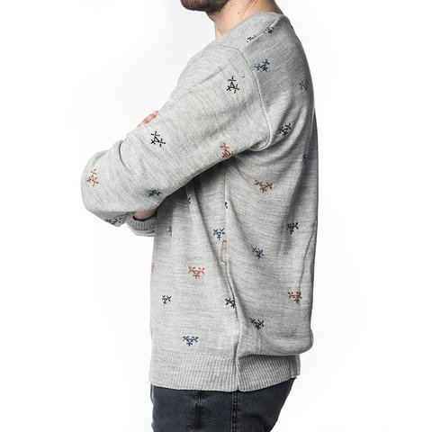 SWEATER ARTIGAS GRIS en internet