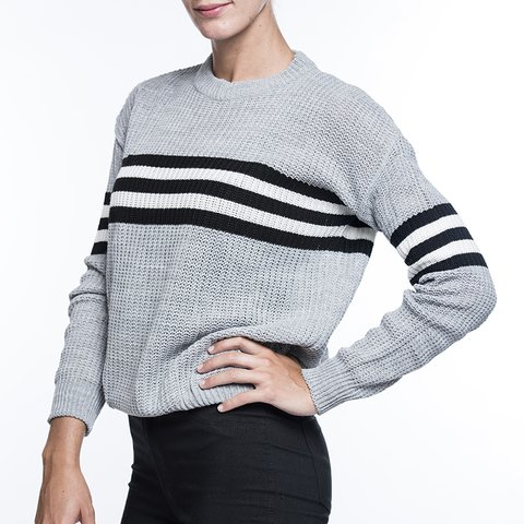 Sweater Reno Negro