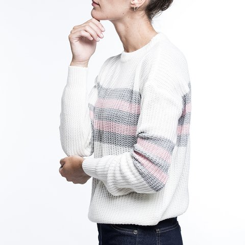 Sweater Reno Rosa