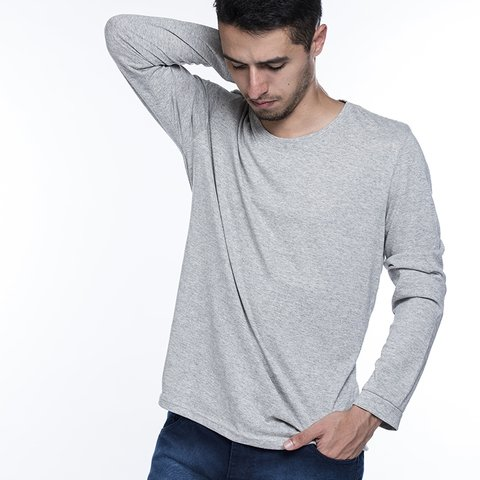 Remera Coyote Gris