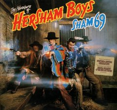 Sham 69 - The Adventures Of Hersham Boys