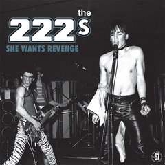 222s -  She Wants Revenge LP