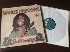 Bob Marley & The Wailers - Wings Of Reggae - Anomalia Distro