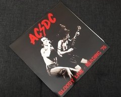 AC/DC - Bloody Live - Reading '76 LP