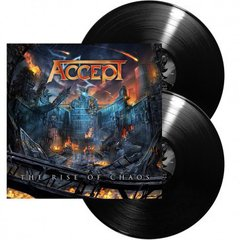 Accept - The Rise Of Chaos 2xLP - comprar online