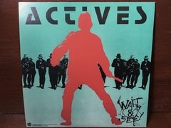 Actives - Riot EP / Wait & See EP na internet