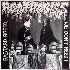 Vomit Fall / Agathocles -   The Mirror Of Our Societ LP