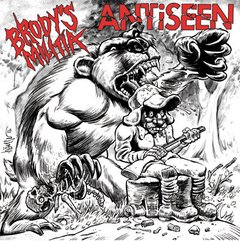 Brody's Militia / Antiseen ?- The Primal Roar Split EP