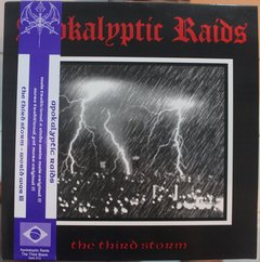 Apokalyptic Raids - The Third Storm LP