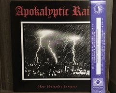 Apokalyptic Raids - The Third Storm LP - comprar online