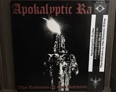 Apokalyptic Raids - The Return Of The Satanic Rites LP - comprar online